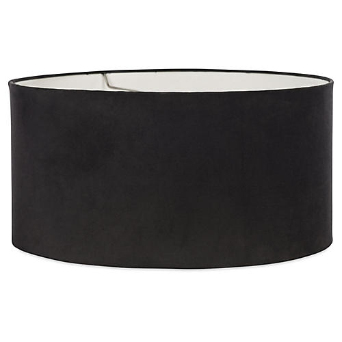 Suede Luxe Shade, Black