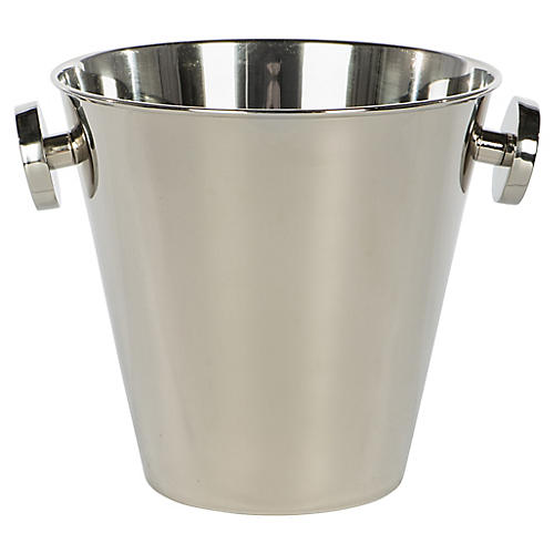 Wine Cooler, Silver
