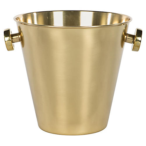 Wine Cooler, Gold