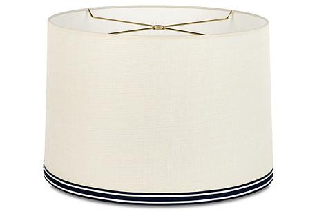 Melet Stripe Shade, Off-White/Navy