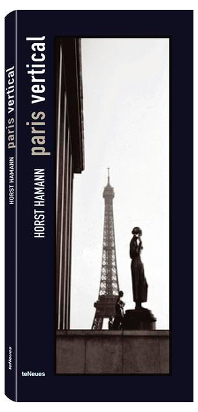 Paris Vertical: Large Format Edition