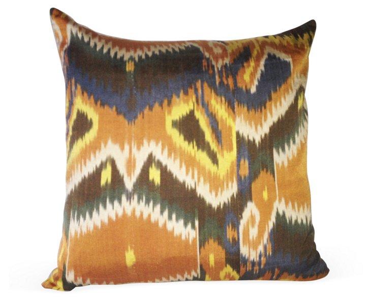 Scallop 20x20 Pillow, Multi