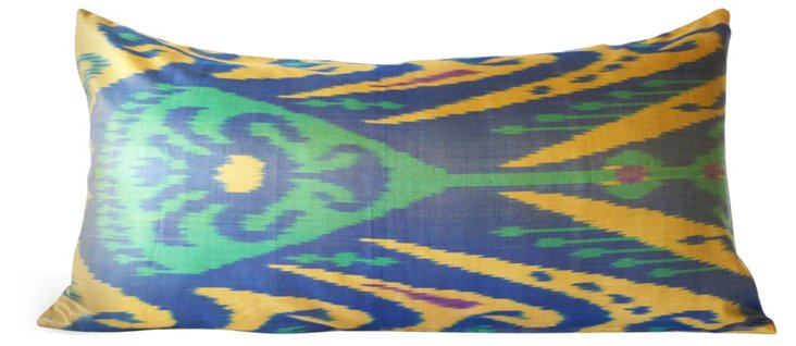 Hourglass 14x30 Pillow, Multi