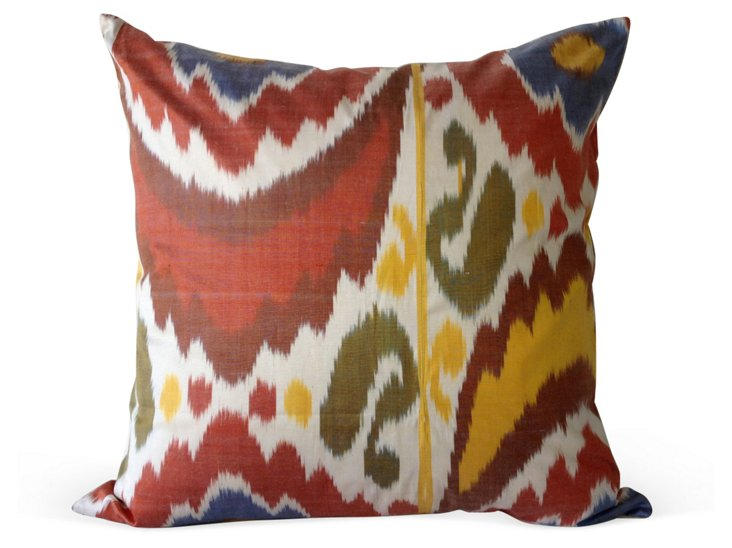 Harvest 20x20 Pillow, White