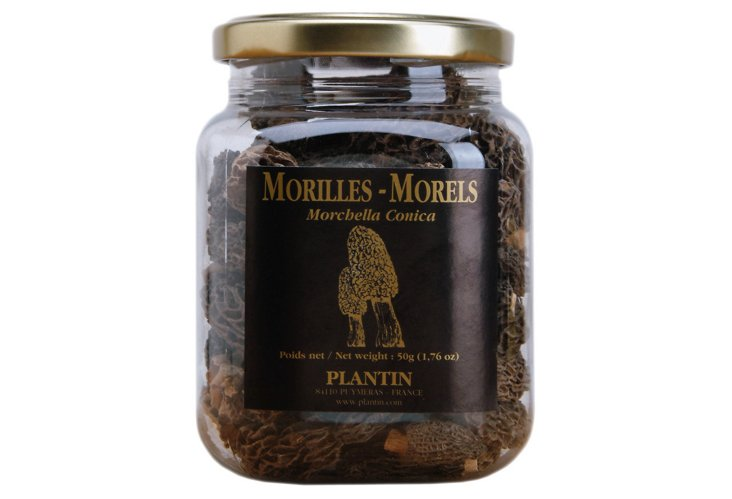 Dry Morel Mushrooms