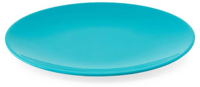 S/4 Melamine Colorado Appetizer Plates