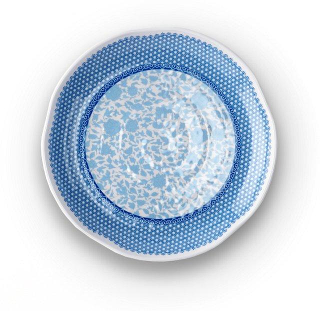 S/6 Melamine Heritage Plates