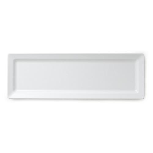 Melamine Sandwich Platter, White