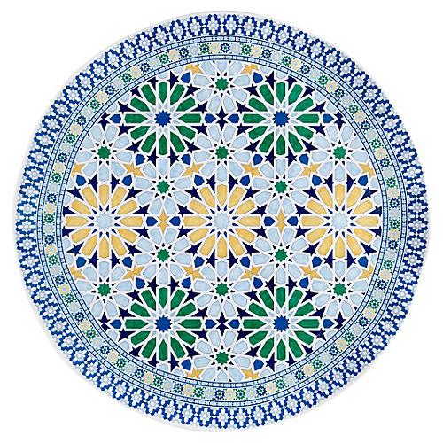Medina Melamine Serving Platter