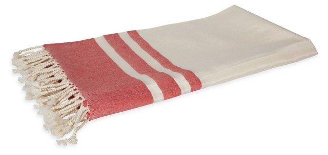 Turkish Hammam Towel, Cotton Brick