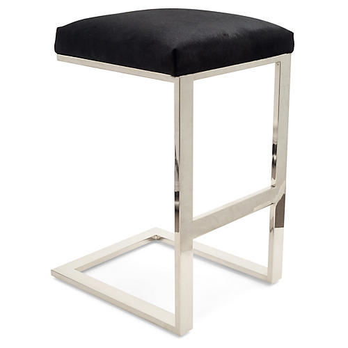 Hot Toddy Counter Stool, Black