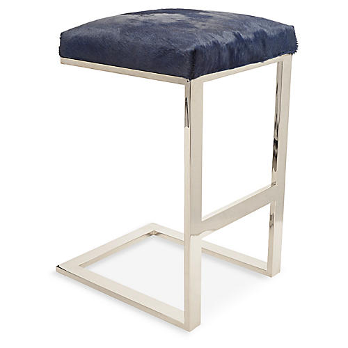 Hot Toddy Barstool, Navy
