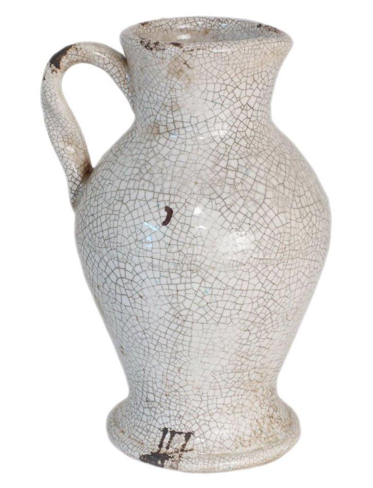 "13"" Ceramic Pitcher"