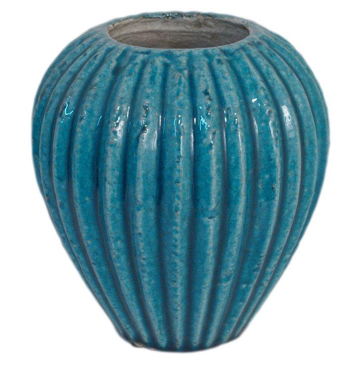 """8"""" Textured Vase"""
