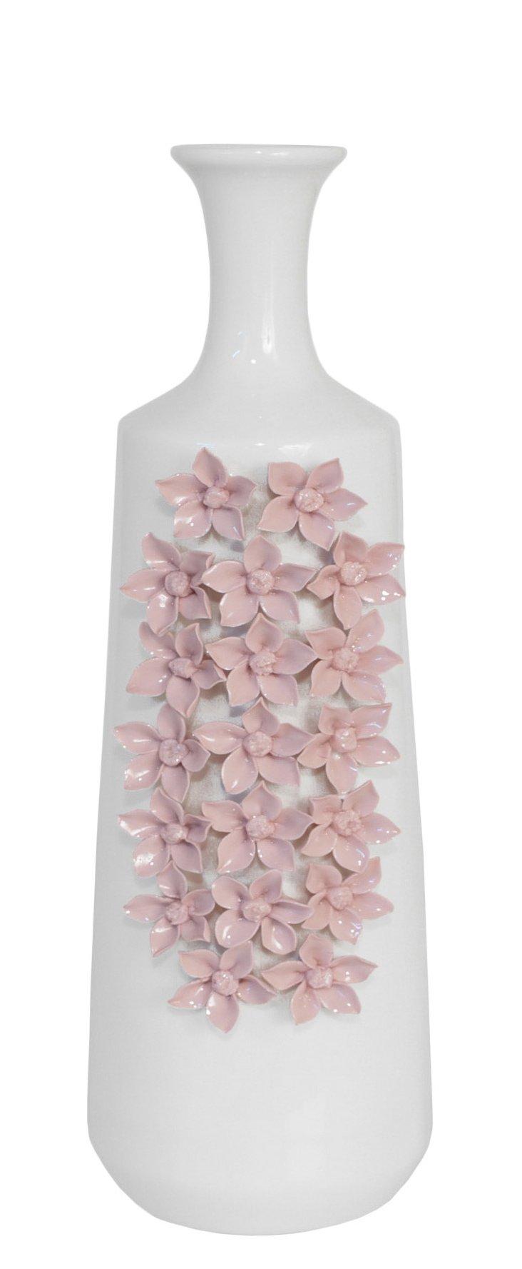 """14"""" Floral Vase"""