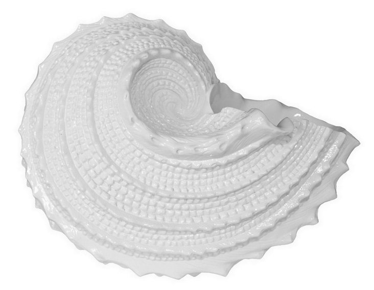 "9"" Seashell Vase"
