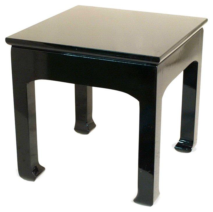Jasper Side Table, Black