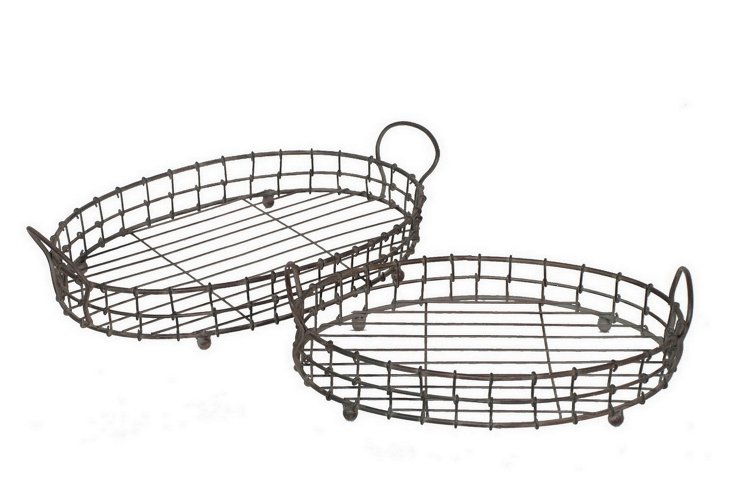 S/2 Wire Trays