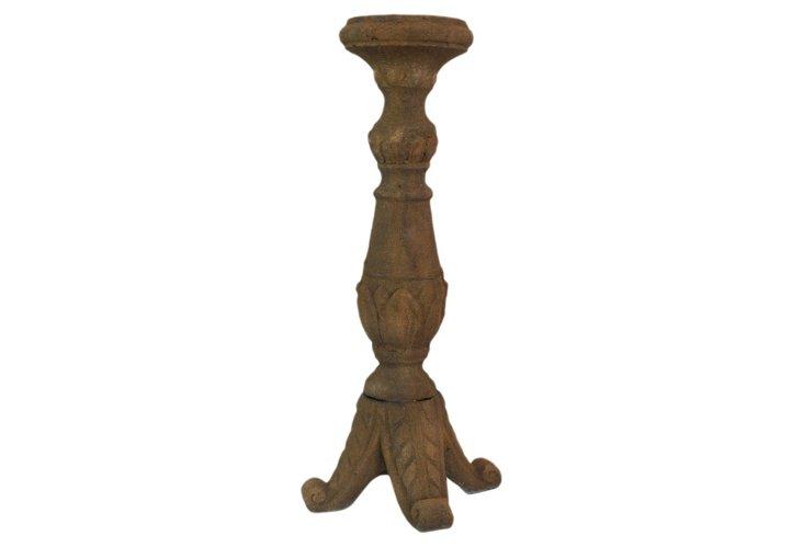 """21"""" Pillar Candleholder"""