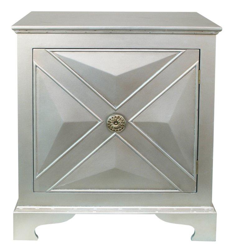 Tucker Wood Cabinet