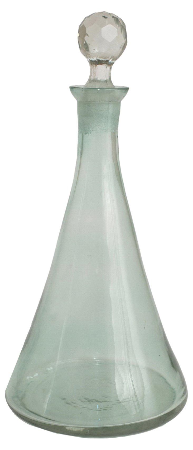 Smoke Flask Bottle w/ Stopper