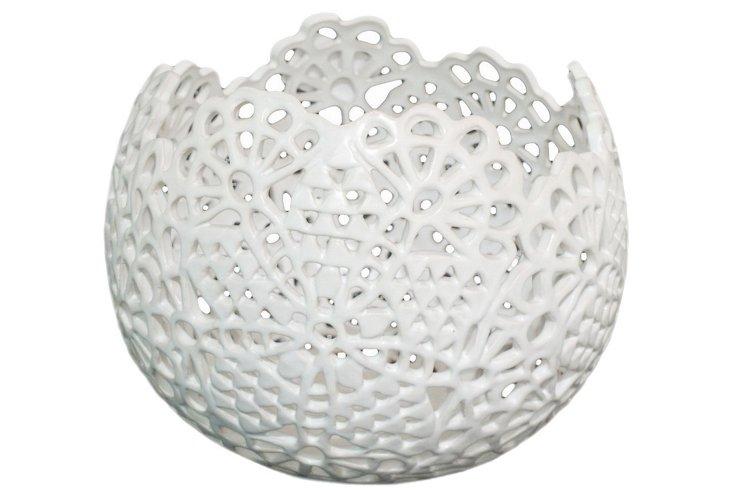 """9"""" Web Lace Bowl"""
