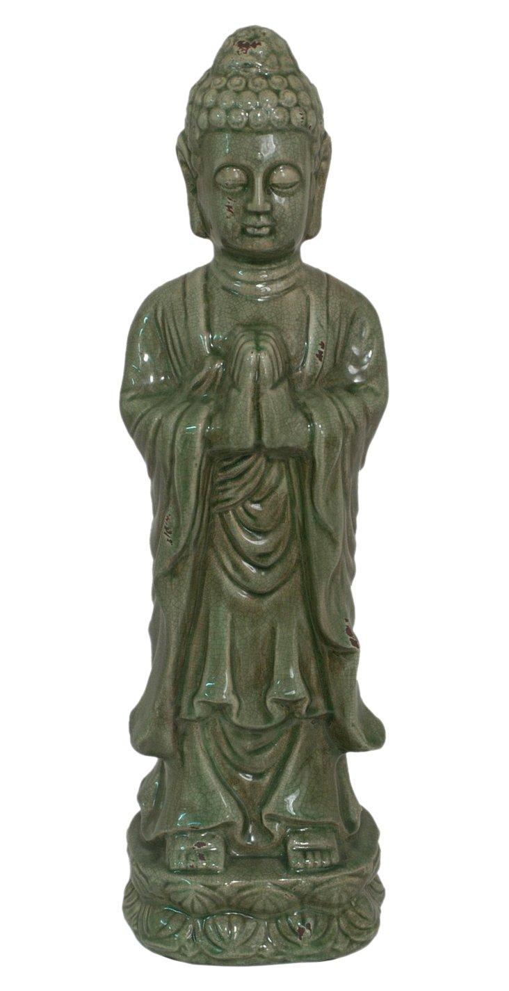 """24"""" Forest Buddha"""