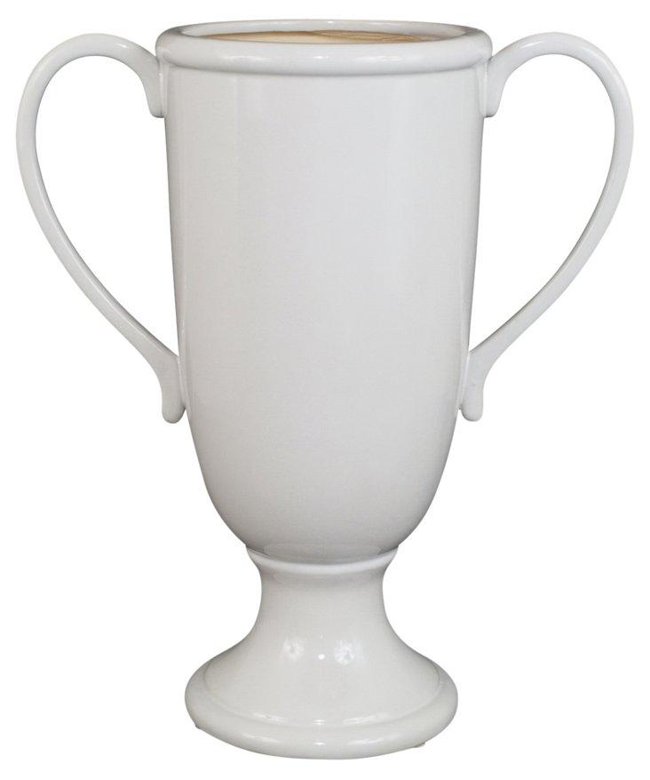 "12"" Chalice Vase"