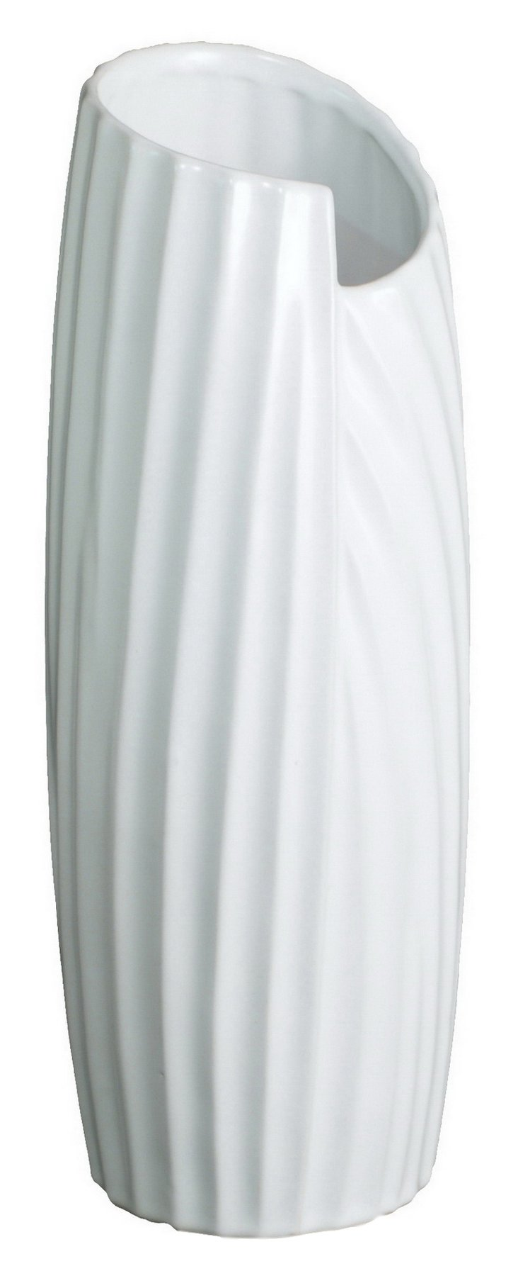 "16"" Ceramic Reed Vase"