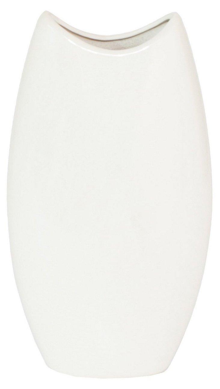 Monica Cream Vase