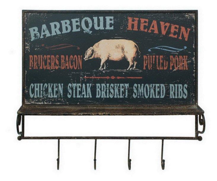 Barbeque Heaven Hook