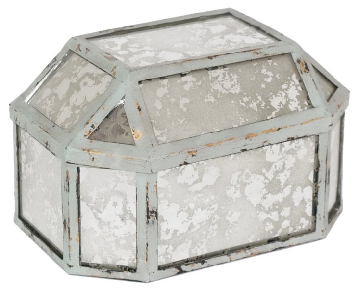 "9"" Metal Box"