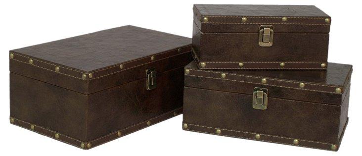 Storage Box, Asst. of 3