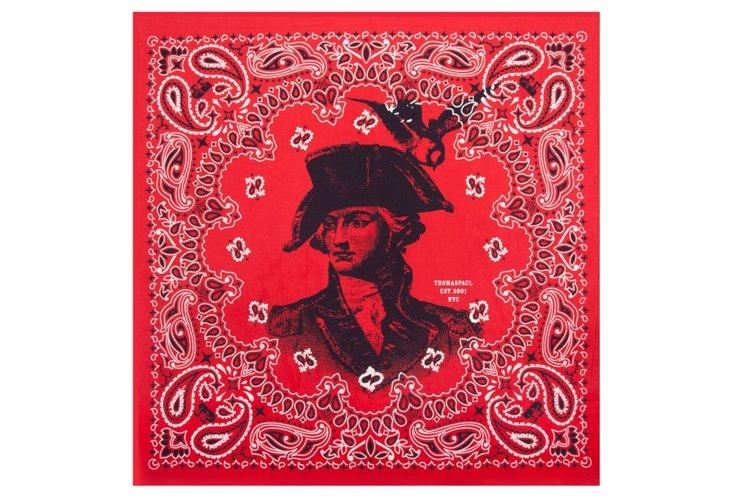 Anniversary Bandana, Red