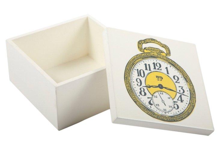 Pocket Watch Box