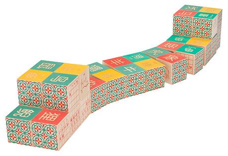 S/32 Chinese Blocks