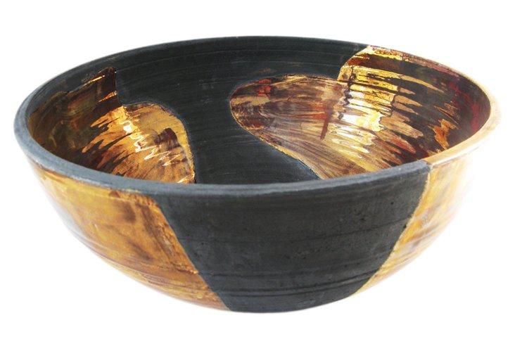 Sundown Relic Bowl, Rose Gold