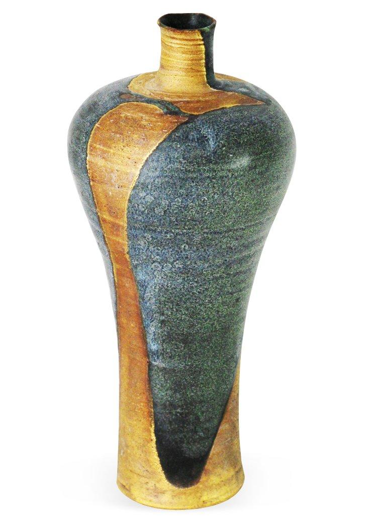 """12"""" High Desert Bud Vase"""