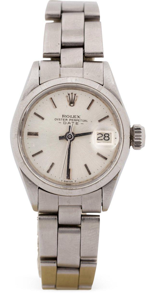 1969 Ladies' Rolex Date II
