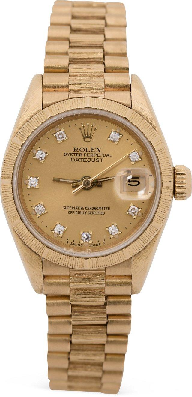 1988 Ladies' Rolex President