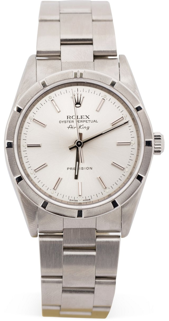 Stainless Rolex Air King