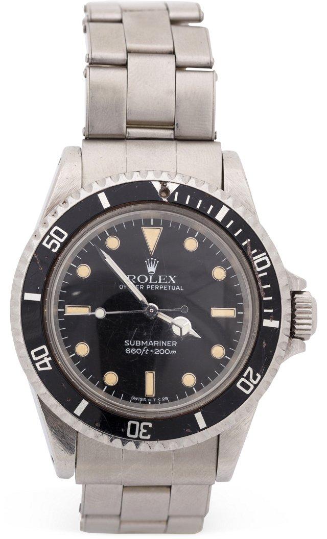 1986 Rolex Submariner