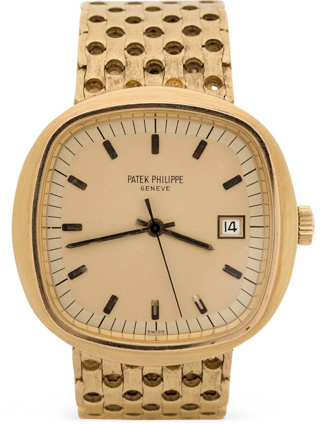 Patek Philippe Jumbo Beta 21 Quartz