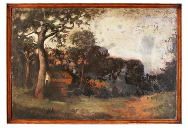 Fresco - Countryside