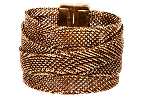 Hammersmith Chain Wrap Bracelet