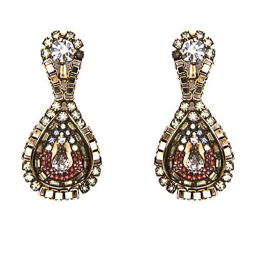Rhone Double-Hoop Earrings