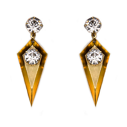 Gabi Spear earrings