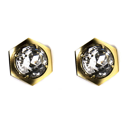 Louis Bolt Stud Earrings
