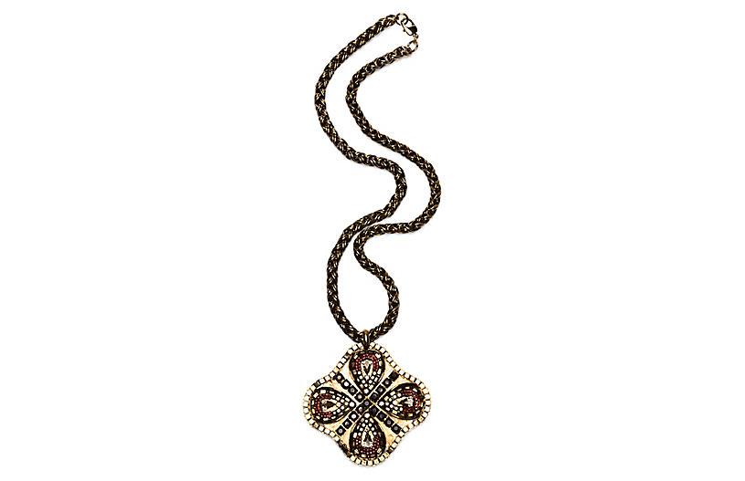 Pietro Pendant Necklace