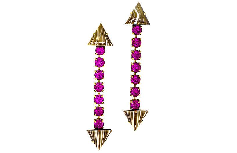 Liene Drop Earrings